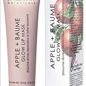 Seraphine Apple + Baume Glow Lip Mask, 0.5 fl. oz.